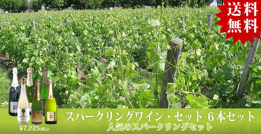 画像3:スパークリングワイン・セット